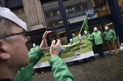 ACV voert actie voor stemrecht interimkrachten | WVS - Website voor Syndicalisten | Scoop.it