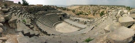 Teatro, anfiteatro y circos romanos   Arte Antiguo Romano   Scoop.it
