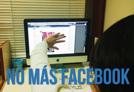 Facebook está muerto para los adolescentes | Clases de Periodismo | educacion-y-ntic | Scoop.it