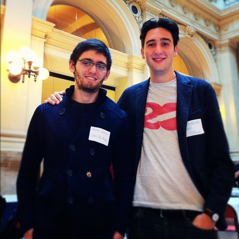 Report| Seedcamp Budapest 2012| Startup italiane, guardate all'estero | Startup your self | Scoop.it