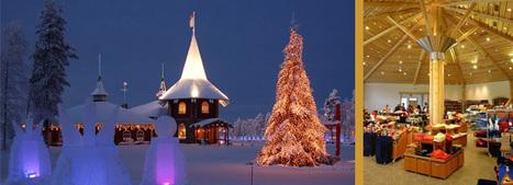 Christmas House - Joulutalo: Joulupukin pajakylä - Santa Claus Village, Lapland, Finland   Joulu   Scoop.it