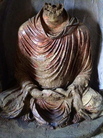 The Buddhas Of Mes Aynak: It's Time To Save Greatest Treasures Of Afghanistan - MessageToEagle.com   promienie   Scoop.it