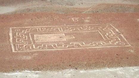 Un géoglyphe Wari découvert dans le sud du Pérou | Les découvertes archéologiques | L'histoire sur la toile | Scoop.it
