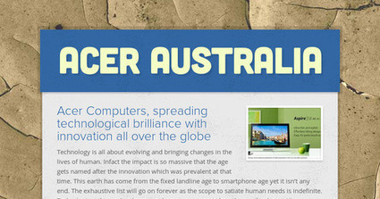 Acer Australia | Acer | Store | Scoop.it