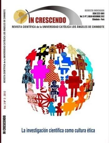 Convocatoria para artículos y reseñas para la Revista Científica In Crescendo - RedDOLAC - Red de Docentes de América Latina y del Caribe - | RedDOLAC | Scoop.it