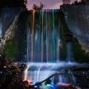 Long Exposure Neon Waterfalls | Colossal | Matmi Staff finds... | Scoop.it
