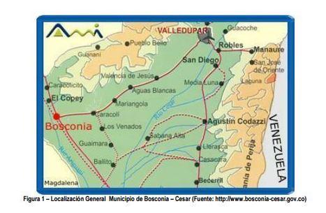 Interventoría  para la optimización  acueducto cabecera municipal de Bosconia, Cesar   Findeter S.A.   Regiones y territorios de Colombia   Scoop.it
