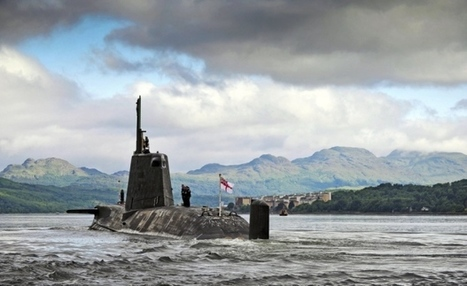 Safety fears over NATO exercise off Scottish coast | My Scotland | Scoop.it