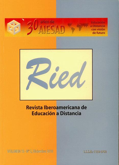 RIED. Volumen 16.2 – julio de 201 | Educación a Distancia y TIC | Scoop.it
