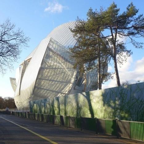 Balade à deux musées | Plan, coupe, image [Blog] | Kiosque du monde : A la une | Scoop.it