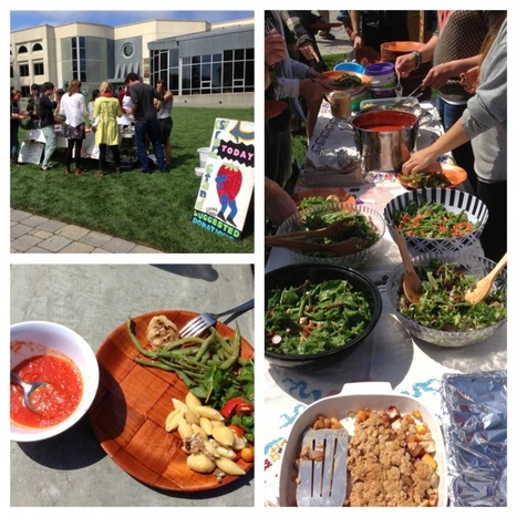 The first Farm Stand of the semester rocked it! | Plants, Fungi, & Urban Agriculture | Scoop.it