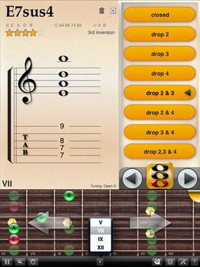 iPad | ChordLab | iPad apps for music | Scoop.it