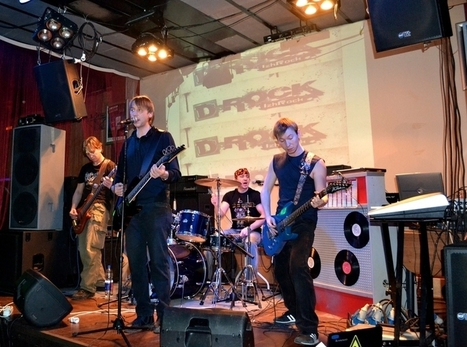DRock | Rock from Izhevsk, RU | musicartistpromo | Scoop.it