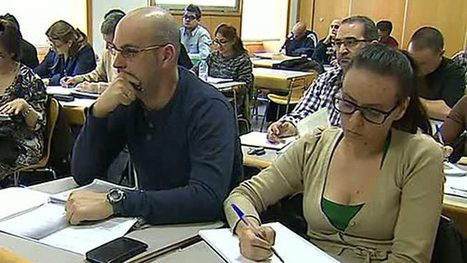 Aumenta la presencia de mayores de 30 años en las universidades, Telediario  - RTVE.es A la Carta | Educación a Distancia y TIC | Scoop.it