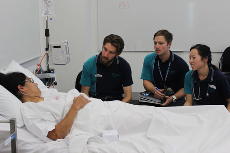 Simulated Patients at Northern Health | SimulationWeek | Scoop.it