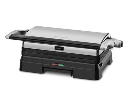 Cuisinart Griddler 3-in-1 Grill and Panini Press Healthy Cooking Nonstick Plates | Home and Business | Scoop.it