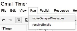 Gmail Timer - Schedule when to receive new mail by Musubi Google Apps Script | Google Apps Script | Scoop.it