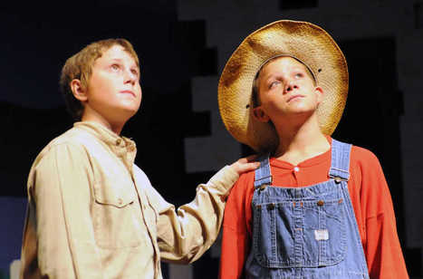 TCT youth bring Tom Sawyer and Huck Finn to stage | cjonline.com | OffStage | Scoop.it