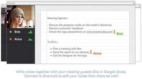 LiveMinutes : Really Free Conferencing   Time to Learn   Scoop.it