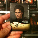 Wow I just got the @iansomerhalder collectible signed card in my Season 1 trading card box set..thank you #SDCC  - via @Naira_TVD | Reading Pool | Scoop.it