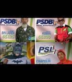 Regardez Batman, Robin et Ben Laden s'affronter pour une élection au Brésil | Mais n'importe quoi ! | Scoop.it