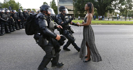 Viral Photo of Woman in Protest Being Called 'Iconic' | Black Education | Scoop.it