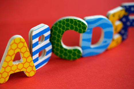Prononciation : les lettres de l'alphabet | Français Langue Etrangère et Technologies | Scoop.it