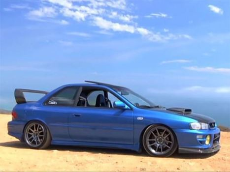 Farah: Subaru R-STi with JDM or USDM Swap? - CarBuzz - Car News and Reviews | History of VIP Cars in Japan | Scoop.it