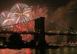 Where to see the East River fireworks on Friday - New York Daily News | Brooklyn Buzz | Scoop.it