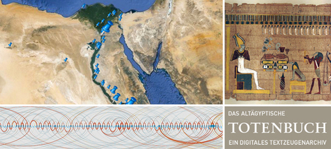 Egyptology meets Digital Humanities: the Book of the Dead | e-Xploration | Scoop.it