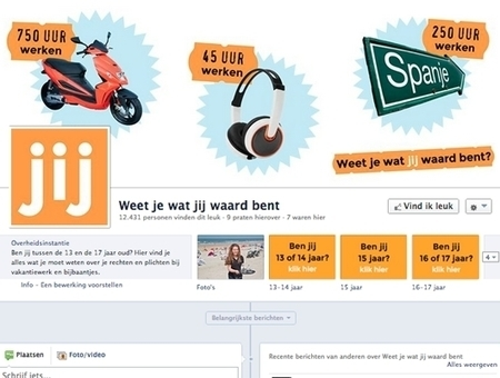 Case: succesvolle social jongerencampagne voor Ministerie SZW | Content marketing | Scoop.it