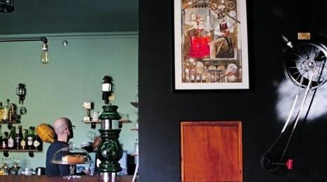 O Arranca-Corações. Petiscar ficção científica num bar steampunk | Reading & Writing World - Tips and suggestions | Scoop.it