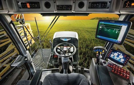 Top 10 technologies in precision agriculture | The Robot Report - tracking the business of robotics | Robots and Robotics | Scoop.it