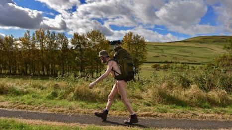 Clive Coleman: Naked Rambler 'to continue protest' - BBC News | The Global Village | Scoop.it