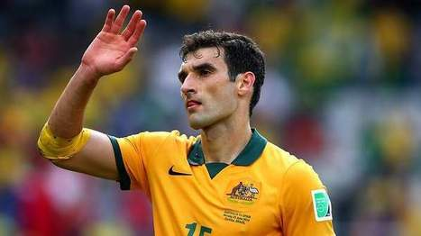 Jedinak calls for Socceroos to take next step | The World Game | socceroos | Scoop.it