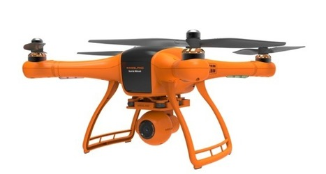 Wingsland Scarlet Minivet RC Quadcopter | MOBILE ROBOTICS | Scoop.it
