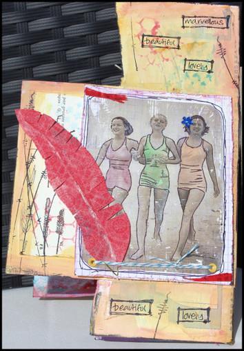 Suite de la Parenthèse Créative... | Patouille et scrapbooking | Scoop.it