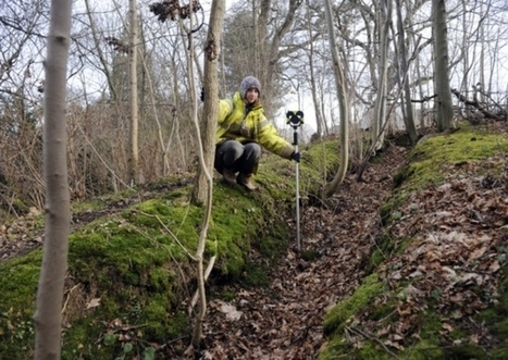 Edinburgh First World War trench survey begins | Archaeology News | Scoop.it