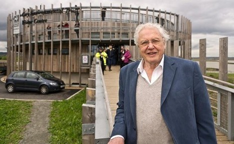 Nature Park at Restored Essex Landfill Opened by Sir David Attenborough   Sustaining Values   Scoop.it