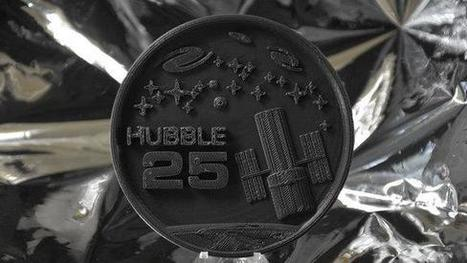 NASA Celebrates Hubble Space Telescope Anniversary with DIY Collectibles | digital tech | Scoop.it