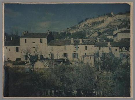 #327 ❘ La photo couleur ❘ 1868 ❘ Louis Ducos du Hauron | # HISTOIRE DES ARTS - UN JOUR, UNE OEUVRE - 2013 | Scoop.it