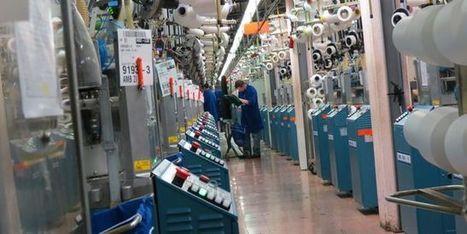 Economie | Le textile francais n'en finit pas de s'effilocher | HUBMODE.ORG Formation digitale Mode | Scoop.it