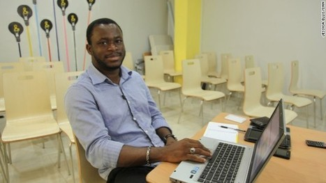 'Nigeria's Mark Zuckerberg' puts tech into higher learning - CNN | Small business | Scoop.it