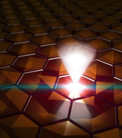 Researchers discover 3D material that behaves like graphene | Impact Lab | leapmind | Scoop.it