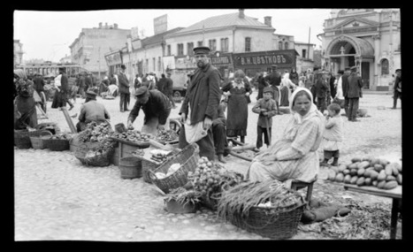 Vintage Photographs of Life in Moscow, Russia in 1909 | What's new in Visual Communication? | Scoop.it