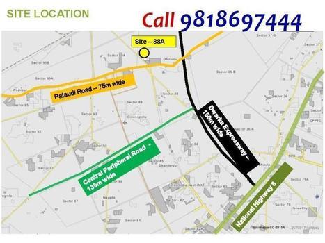 Godrej New Project Sector 88a Gurgaon 9818697444 | Godrej Soft Launch Sector 88 | Krrishonegurgaon | Scoop.it