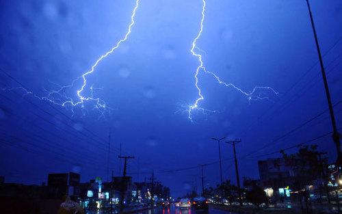 Météo: alerte orage sur le ciel belge