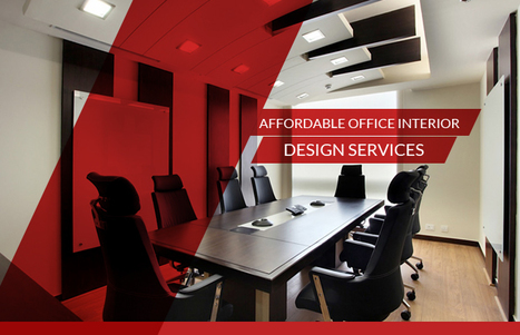 Affordable Office Interior Design Services | Office Furniture UK | Scoop.it