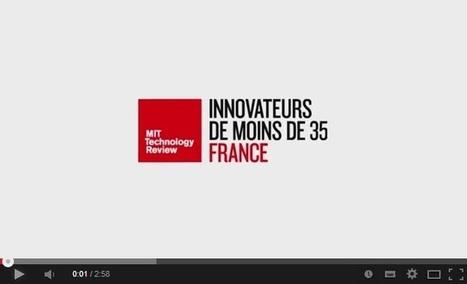 Evénement MIT Technology Review Innovateurs de moins de 35 ans | Made in France: French Talents | Scoop.it