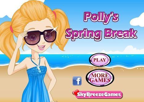لعبة تلبيس كاتي على شاطئ البحر | العاب تلبيس بنات | Scoop.it